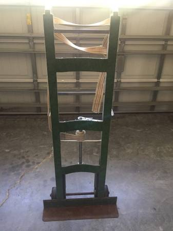 Photo Yeats appliance dolly - $120