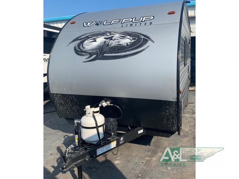 Photo 2021 Forest River Rv Cherokee Wolf Pup 16FQ $ 16977