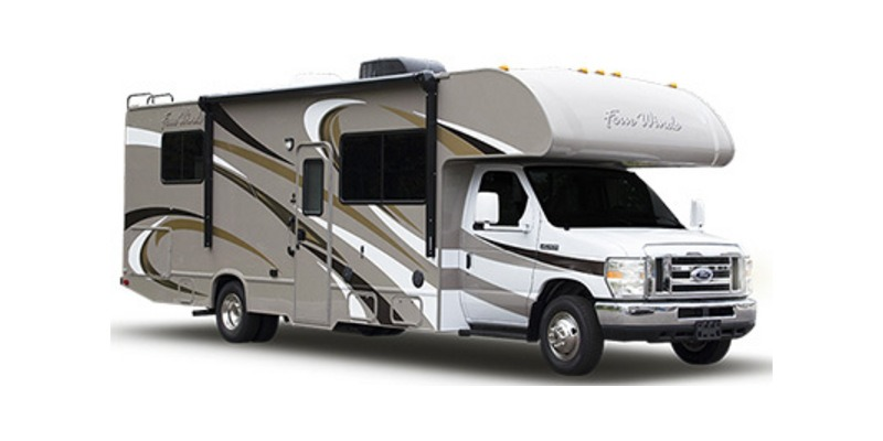 Photo Used 2015 Thor Motor Coach Class C RV  $49900