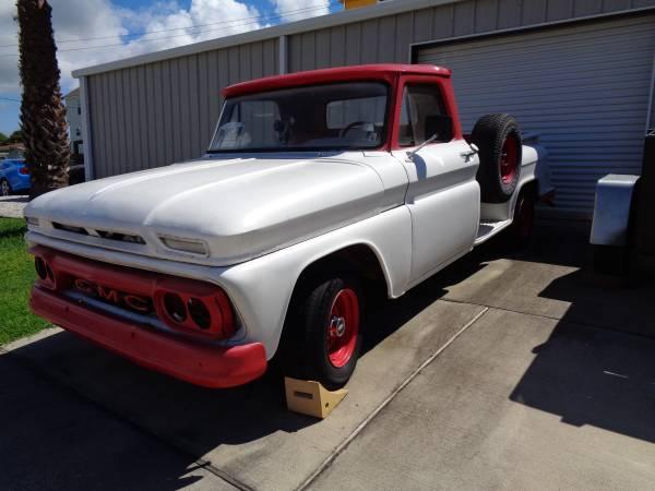 Photo 1965 GMC pickup project - $3,500 (Galveston)