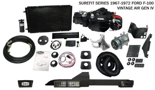 Photo 1967-1972 Ford-100 AC Kit (SAN ANTONIO)