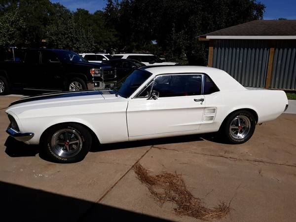 Photo 1967 Mustang Coupe 302 - $19,000 (Texas City)