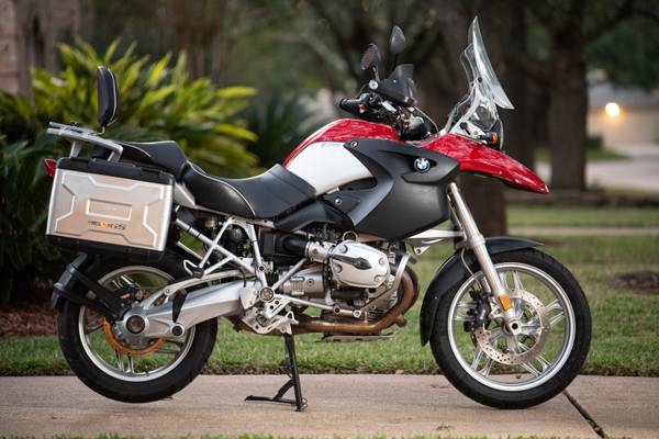 Photo 2007 BMW R1200GS immaculate conditions - $8,500 (katy)