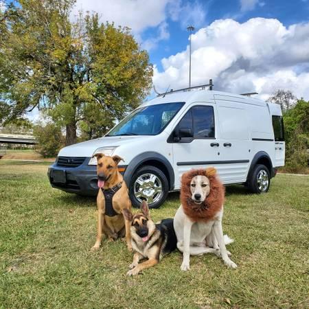 Photo 2012 Ford Transit Connect Mini Cargo Van - $7,999 (Pro Mas Auto Sales  Houston)