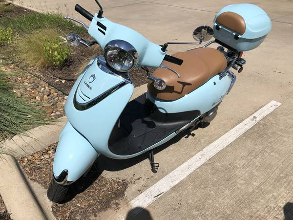 Photo 2013 Lance Havana Classic 125cc - $1,800 (College Station)