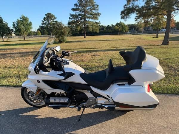 Photo 2018 Honda Goldwing - $23,500 (Houston)