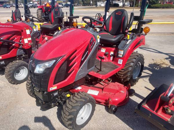 Photo 2020 eMax 20 w belly mower (Sealy)