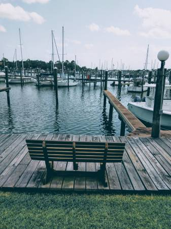 Photo 50 Ft Deeded Boat Slip FOR SALE in Lovely Quiet Marina FSBO (League City)