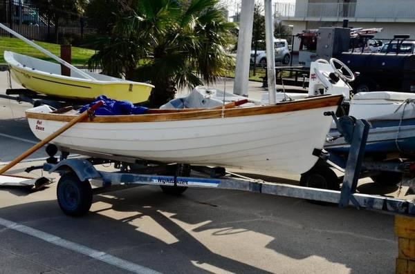 Photo Boat Sale - $1 (Galveston)