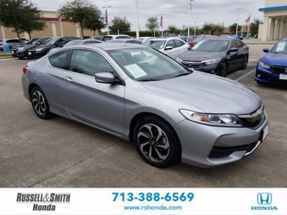 Photo Certified 2017 Honda Accord LX-S Coupe for sale