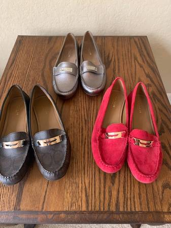 Photo Coach Womens Loafers - $75 (Seabrook)