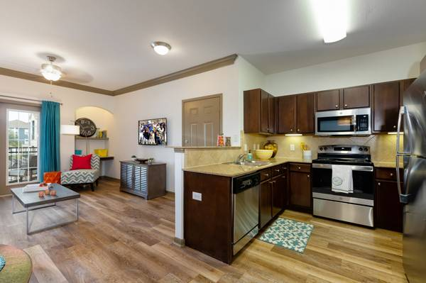 Photo Dishwasher, Sparkling Pool and Water Park, Microwave (Kemah,League City, Nasa,Alvin,)