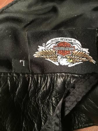 Photo Harley-Davidson Chaps - $120 (Galveston)