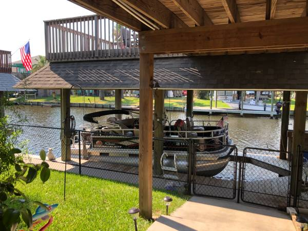 Photo Pontoon boat for sale (Bayou vista)
