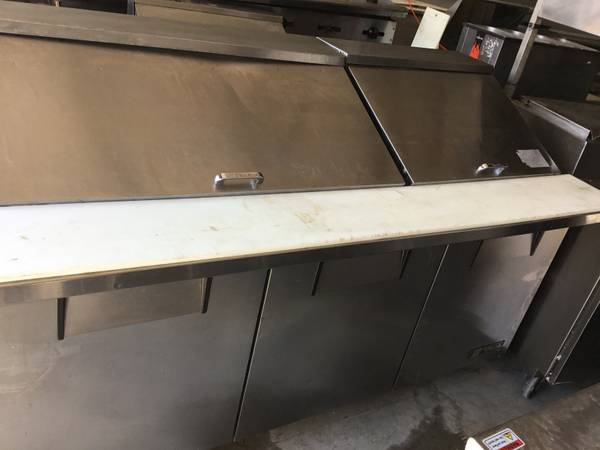 Photo Sandwich PrepPizza Prep-Tables on sale New and used - $1 (Conroe)