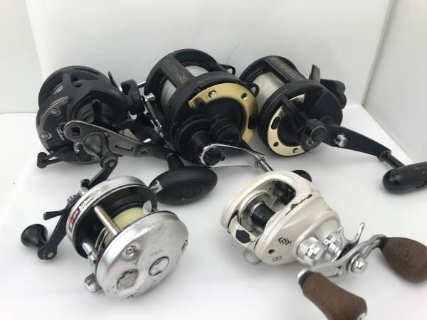 Photo Shimano, Penn,  More Fishing Reels For Sale - $4 (Galveston)