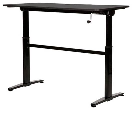 Photo Stand up Adjustable Desk - $150 (Galveston)