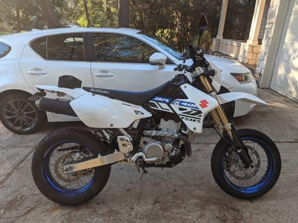 Photo Suzuki DRZ 400SM, 2019 - $5,500 (the woodlands)