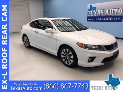 Photo Used 2015 Honda Accord EX-L Coupe for sale