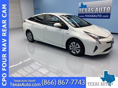 Photo Used 2016 Toyota Prius Four for sale