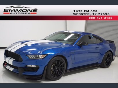 Photo Used 2017 Ford Mustang Shelby GT350 Coupe for sale