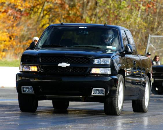 Photo 2003 Chevy Silverado SS Procharger Supercharged - $20,000 (Fort Edward)