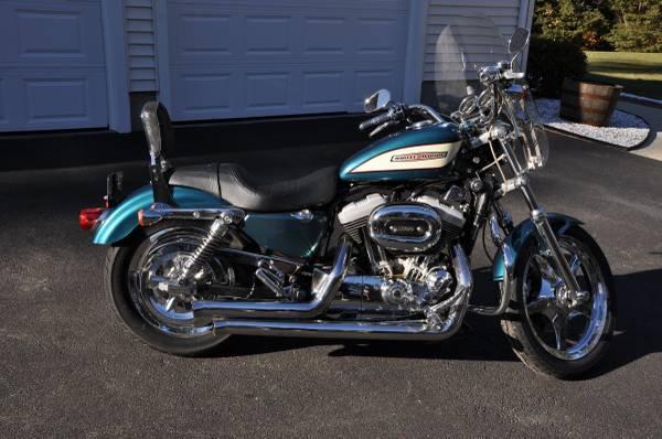 Photo 2004 Harley Davidson Roadster XL 1200 - $4,800 (Palmer)