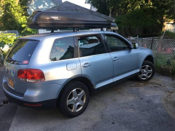 Photo 2004 VW Touareg VR6 - $2,500