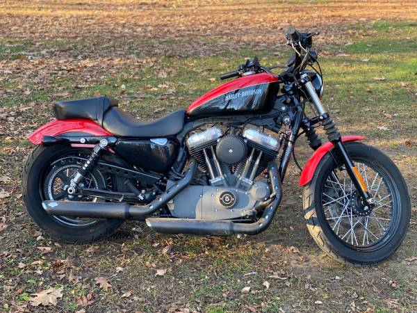 Photo 2011 Harley-Davidson Sportster Nighster XL1200N - $6,000 (Ballston spa)