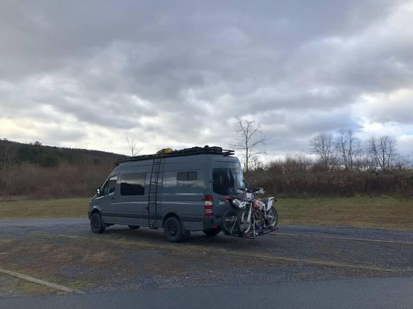 Photo 2017 4x4 Sprinter Adventure Van - $135,000 (Vermont)