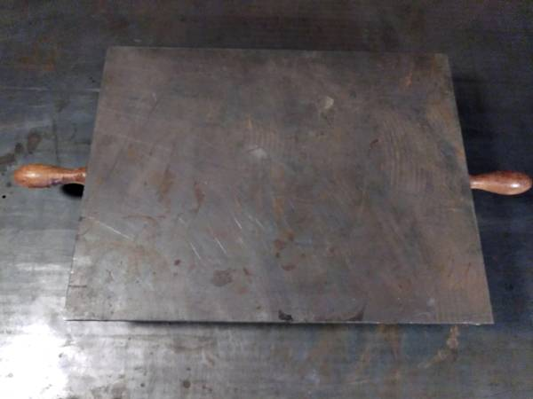 Photo 2 Industrial Cast Iron Inspection or Surface Plates (Indian Orchard)