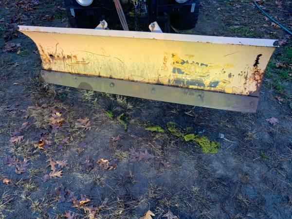 Photo 6 Foot Meyers Plow for Jeep or Small Truck - $500 (Glens Falls)