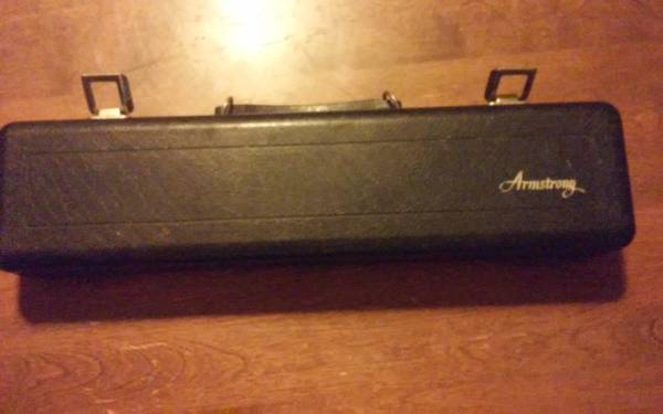 Photo Armstrong 104 Flute - $50 (South Glens Falls)
