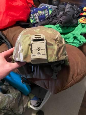 Photo Army MICH Helmet - $225 (Granville)