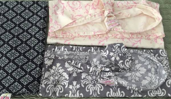 Photo Breastfeeding Nursing Mother Privacy Covers 3 Items - $12 (Ballston Spa)