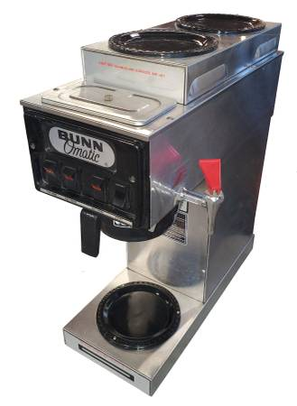 Photo Bunn STF-15 Coffee Maker - $200 (Springfield, VT)
