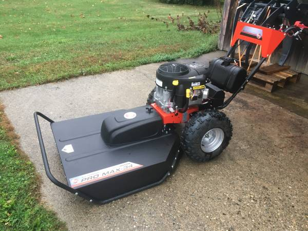 Photo DR Field and Brush Mower Pro Max-34 - $3175 (Salem)