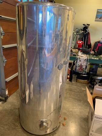 Photo Diesel Fuel Tank - $700 (Hague)