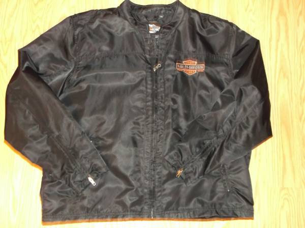 Photo Harley Davidson Light weight Jacket - $50 (Queensbury)
