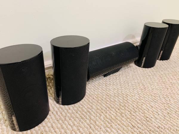 Photo New - Harman Kardon 5.1 channel Speakers - $150 (Guilderland)