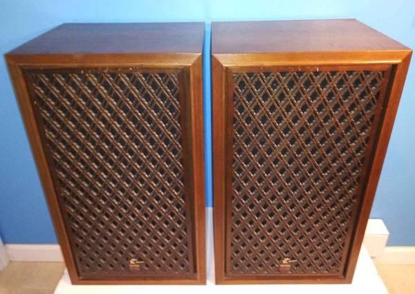 Photo PAIR of Sansui SP-2000 Vintage Stereo Speakers, 7039s - $250 (Colonie, N.Y.)