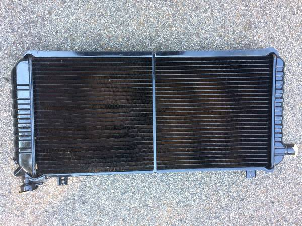 Photo Radiator for Datsun or other project quotNOSquot - $1 (GreenfieldMiddle Grove,NY)