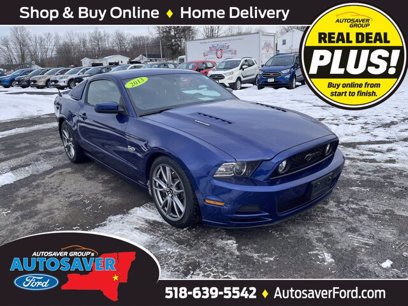 Photo Used 2013 Ford Mustang GT for sale