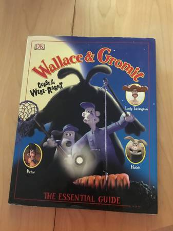 Photo Wallace and Gromit - $5 (Easthton)