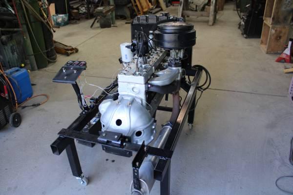 Photo Willys Jeep engine - $1,975 (Whitehall, NY)