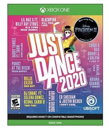Photo XBOX ONE - Just Dance 2020 - $16 (Ballston Spa)