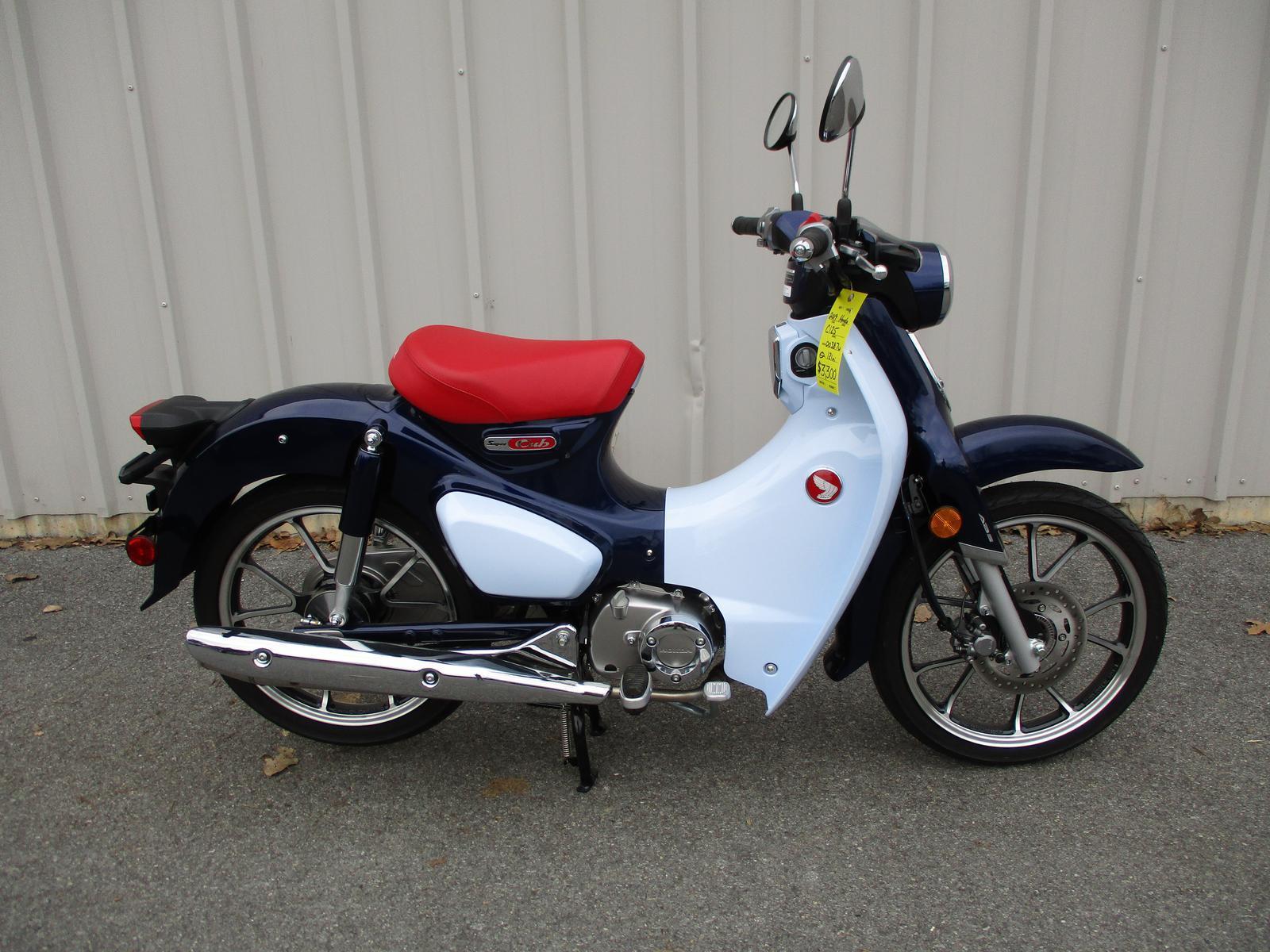 Photo 2019 Honda SUPER CUB C125 ABS $3300
