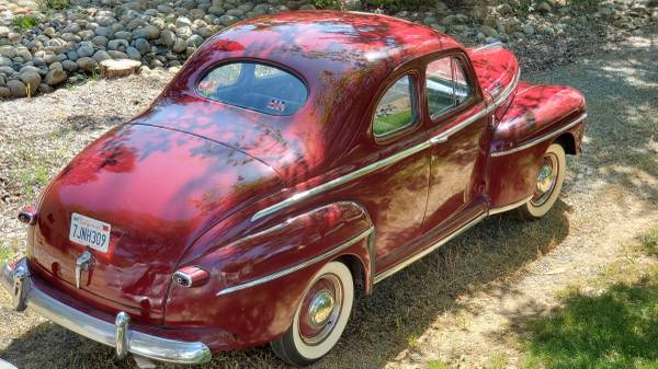 Photo 1947 Ford Coupe - $16500