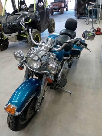 Photo 1994 Harley Road King - $5,500 (Angels C)