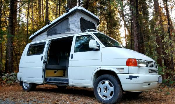 Photo 2000 Volkswagen Eurovan Full Cer - 150,000 miles - $25,000